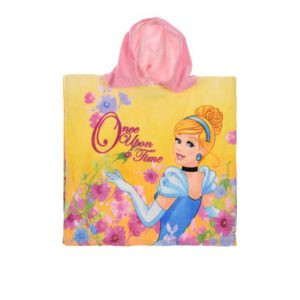 Disney Princess Bad Poncho