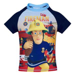 Brandweerman Sam ZwemShirt